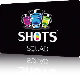 Shots Squad Card